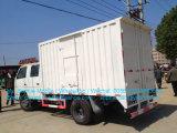 5t, los asientos de Isuzu 6Camión de carga camionetas doble cabina camión camión