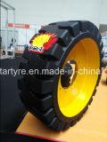 Los neumáticos OTR 20.5-25 sólido con orificio lateral del fabricante de China
