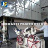 Nuevo precio de la máquina de la producción del papel acanalado del reciclaje inútil para la pequeña empresa