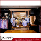 Mobilier d'affichage de mode pour costume / chemise Bespoken Store From Guang Zhou Factory