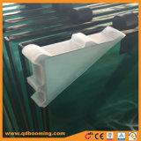 Barreira de vidro temperado de segurança