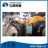One-Step PVC automático de la línea de producción de hoja corrugado
