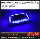 12V 24V Magnet Strobe Warning Mini Lightbar
