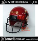 高品質のプラスチックフットボール用ヘルメット型