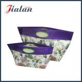 Настройте рукоятку овальной формы цветов печати мелованная бумага магазины подарков сумки