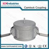 De aluminio de alta calidad 5''roscadas npt conector rápido de Ingeniería Química
