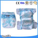 Pano de boa qualidade como as fraldas para bebé descartáveis suave / Item de bebé