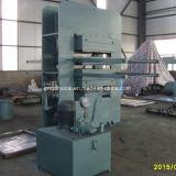 Im Freien Gummifußboden-Matte, die herstellt, Maschine/Presse-Maschine vulkanisiert