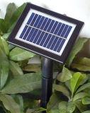 Regulador ligero solar del picovoltio del vidrio con la batería Polycrystal 13*9.6