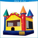 Hot vendre Château Gonflable gonflables avec toboggan pour les enfants Combo