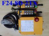 Telecomando senza fili industriale dei modelli differenti da vendere in su giù telecomando F24-8d