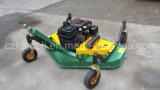 Segadora de acabado de ATV con el motor