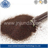 Vernietigend Schurende/Rode Kleur/Natuurlijke Granaat schuur 30/60 voor het Koolstofstaal van het Zandstralen