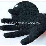 Наклейка на Терри ткани гильзы латекс зимние рабочие перчатки