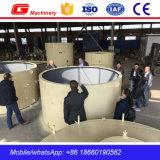 Exportation de traitement en lots concrète d'usine de Shandong Guancheng Hzs35 vers la Mongolie