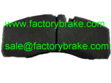 Man 또는 Benz/BPW Truck Disc Brake Pad Wva 29086/29093/29094/29095/29096/29145/29184/29197를 위해