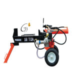 18ton Horizontal Hydraulic Electric Start Efficient Log Splitter