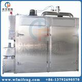 증기 난방 오리 연기 로 기계