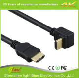 Кабель HDMI 1,4 В с 24K разъема Goldplated