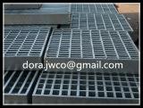 ISO9001 пользовательские сварной стальной решеткой