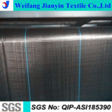 uso del geotessuto tessuto PP/HDPE 85GSM/90GSM/100GSM/120GSM per il coperchio al suolo