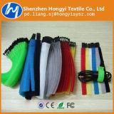 Shenzhen-Fabrik-niedriger Preis-Haken-und Schleifen-magische Band-Kabelbinder