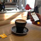De lichtgewicht Compacte Lader van de Reis van iPhone van de Appel van de Batterij van de Noodsituatie Draadloze Beschikbare voor iPhone 5 & hierboven
