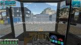 Versie van de Verrichting van de Simulator van de Lader van het wiel de Samenwerkings