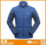 Мужской моды зимой Micro флис куртка