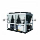 Refrigeratore industriale dell'acqua raffreddato aria a basso rumore
