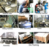 Piezas de Parts&Stamping del metal de hoja del calentador de agua