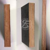 La película de color marrón de 18 mm resistente al agua ante la construcción de madera contrachapada de