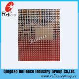 Grabado al ácido Vidrio decorativo / Diseñado de vidrio de 4 mm / 5 mm / 6 mm