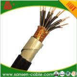 3X0.75mm2 5X1. câble de commande multi du faisceau LSZH de câble de commande de PVC de câble électrique de mm2 7X 1.5mm2