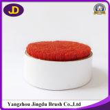 Cerda dura vermelha para a escova de cabelo
