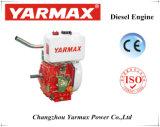 Yarmax 186F du moteur diesel refroidi par air