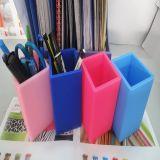 Популярный творческий держатель карандаша вазы пер силикона
