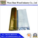 Acoustic Green Underlay para proteção avançada e absorção de choque