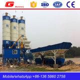 Миниые 40m3/H портативные подготавливают завод конкретного цемента смешивания смешивая