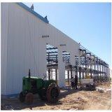 Amplia gama de plantas la estructura de bastidor de acero prefabricados