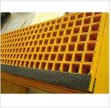Решетка из волокнита FRP лестницы ширина колеи, FRP пластиковую решетку
