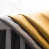 Tenda di tela del tessuto del cotone domestico solido normale della tenda