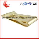 Fabrik-Preis-Edelstahl-Standardgrößen-Goldgeld-Klipp