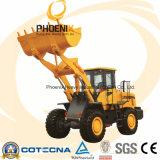Changlin 937h 3 Tons Wheel Loader con Joystick y Big Radiator (modelo actualizado de ZL30H)