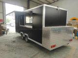 Новый продукт Tranda, трейлер еды высокого качества передвижной, еда Van