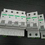1p, 2p, 3p, 4p C.C. Circuit Breaker da C.C. Non Polarized com TUV Certificate (1A - 63A)