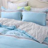 南アフリカ共和国熱い販売のMicrofiberのポリエステルは寝具セットを印刷した