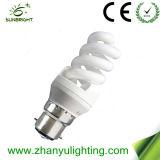 volle gewundene energiesparende Birne der Lampen-11-40W