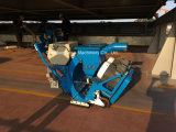 Limpeza da Máquina de polimento de piso Granalhagem Machine Zpx250