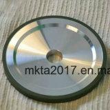 Абразивный диск диаманта чашки 1A1 смолаы Bond